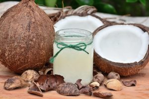 coconut oil how to make hair grow faster men