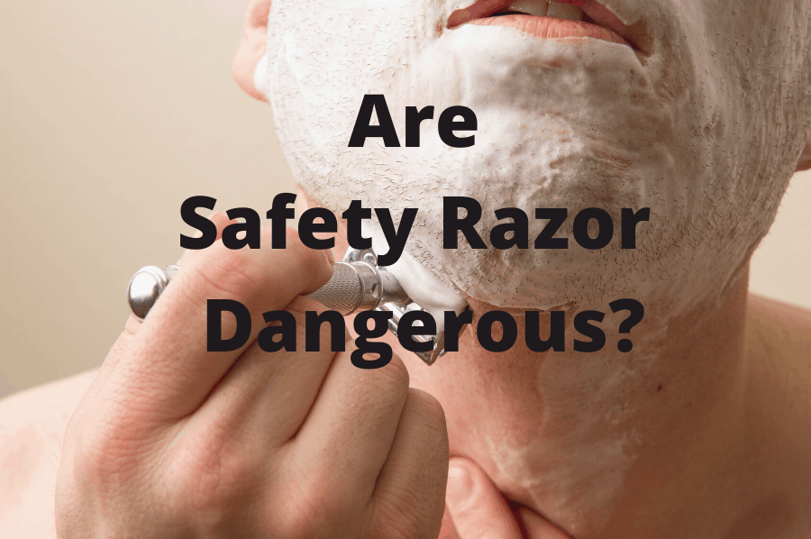 are safety razor dangerous