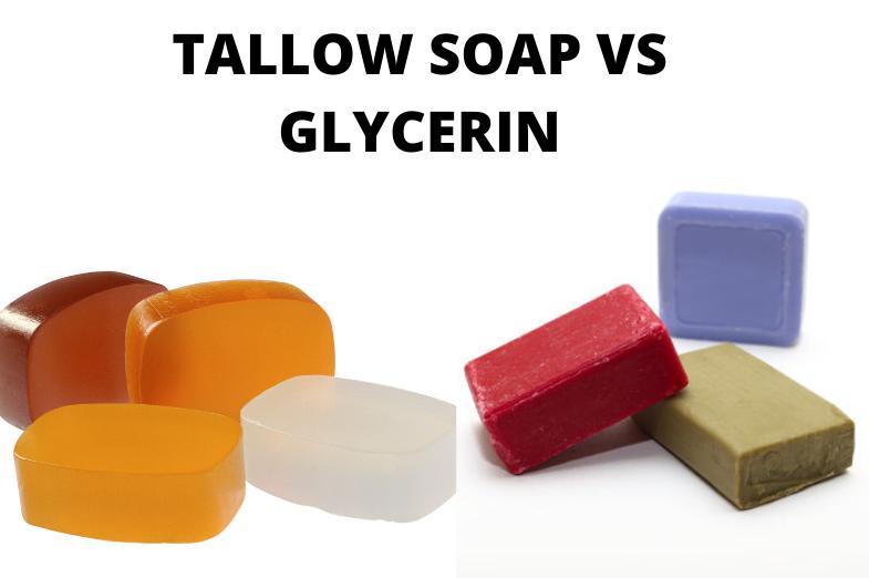 shaving soap tallow vs glycerine