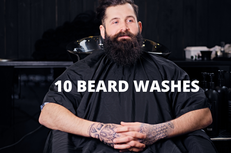 best beard washes