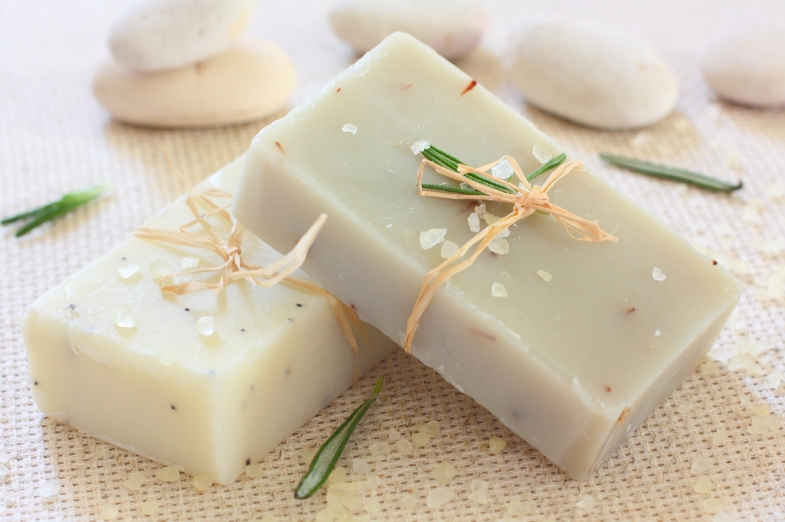 how to use bar soap