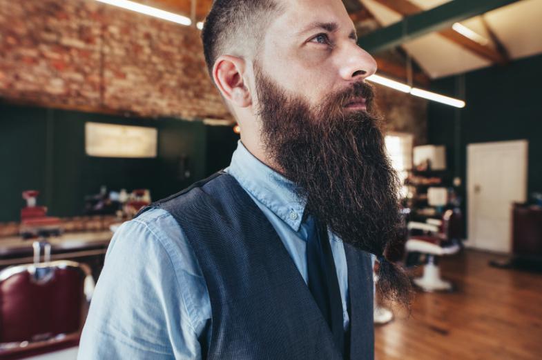 pomade for beard