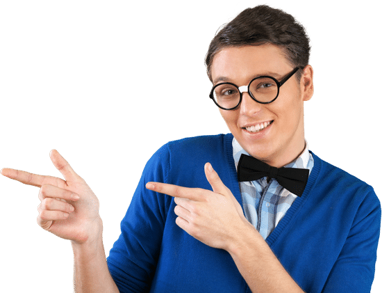 how to look good in glasses for guys